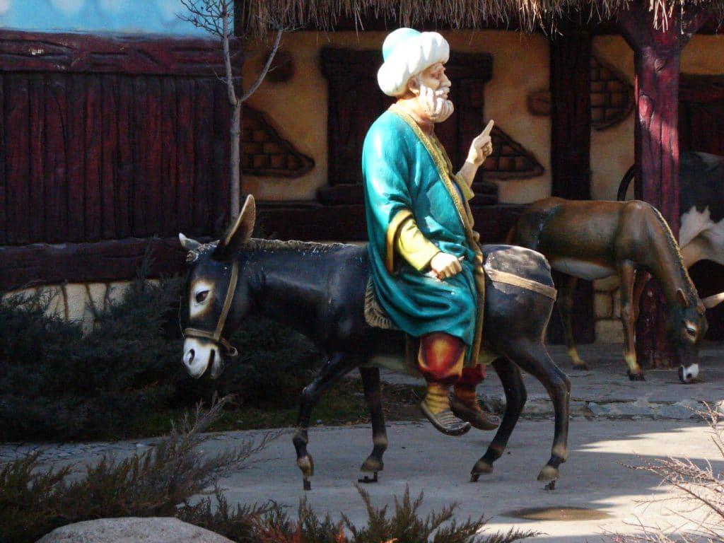 Mythes, contes et légendes : Les aventures de Nasreddine Hodja